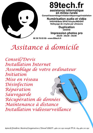 tract maintenance informatique